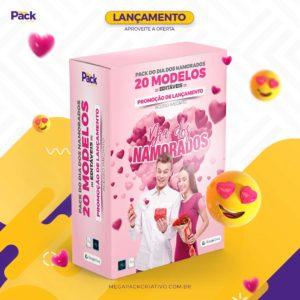 Pack Dia dos Namorados