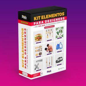 Elementos para Designer PNG