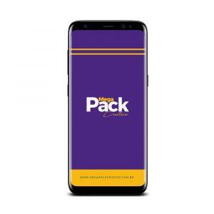 Mockup Mobile - Mega Pack Criativo