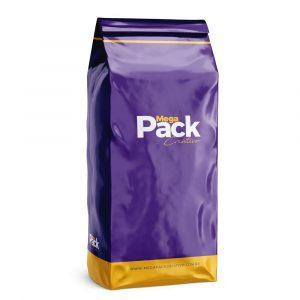 Mockup Embalagem de café - Mega Pack Criativo