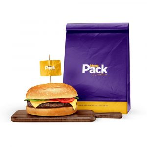 Mockup Embalagem de Lache - Mega Pack Criativo